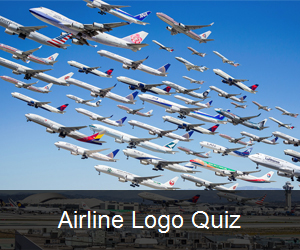 Try the Airline Logo Quiz