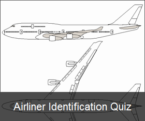 Try the Airliner Identification Quiz