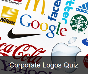Try the Corporate Logos Quiz