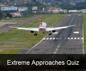 Try the Extreme Approaches Quiz