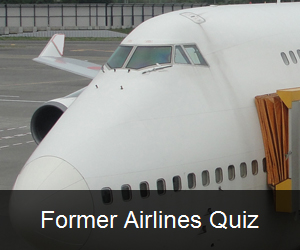Try the Former Airlines Quiz