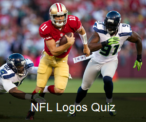 Try the NFL Logos Quiz