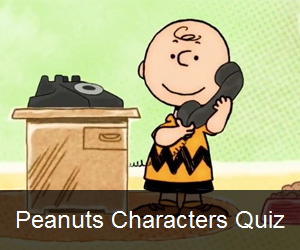 Try the Peanuts Characters Quiz