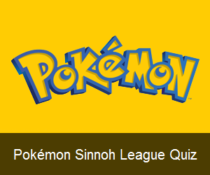 Try the Pokémon Sinnoh League Quiz