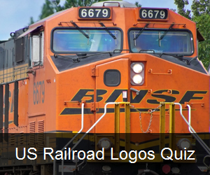 Try the US Railroad Logo Quiz