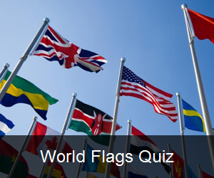 Try the World Flags Quiz